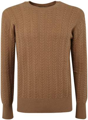 Burberry Cable Knit Jumper