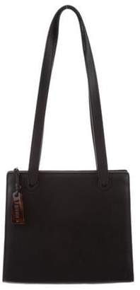 Chanel Leather Tote Black Leather Tote