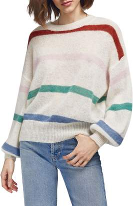 Anine Bing Lydia Stripe Sweater