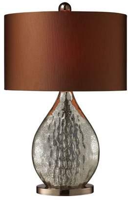 Dimond Lighting 23 Sovereign Antique Mercury Glass Table Lamp