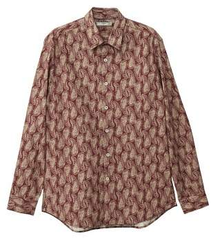 Mango man MANGO MAN Regular-fit printed cotton shirt