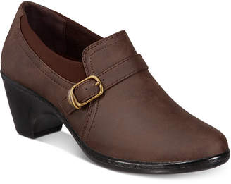 Easy Street Shoes Tawny Shooties Women's Shoes