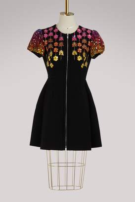 Mary Katrantzou Swift embroidered dress