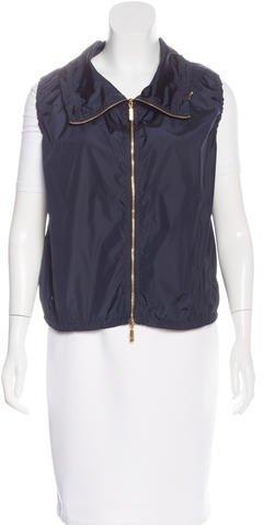 MonclerMoncler Light Weight Zip Vest