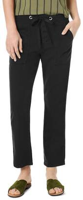 Joe's Jeans Relaxed Straight Ankle Pants