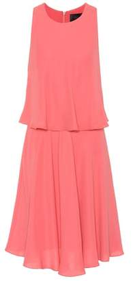 Max Mara Fata sleeveless georgette dress