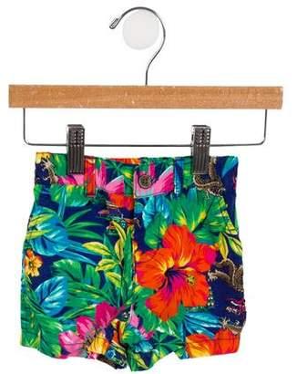 Ralph Lauren Boys' Printed Woven Shorts