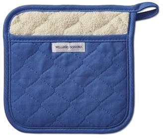 Williams-Sonoma Williams Sonoma Potholder, Bright Blue