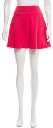 RED Valentino Flared Mini Skirt