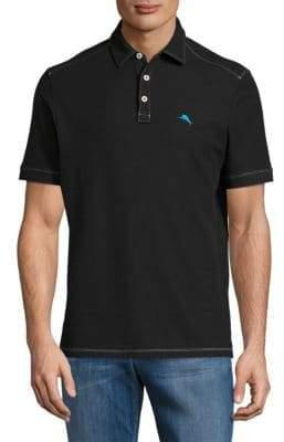 Tommy Bahama Tropicool Pique Spectator Polo Shirt