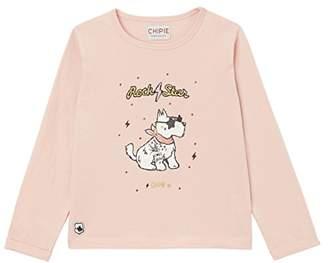 Chipie Girl's Elola T-Shirt,(Manufacturer Size: 8A)