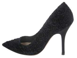 Christian Dior Cherie Pointed-Toe Pumps Cherie Pointed-Toe Pumps