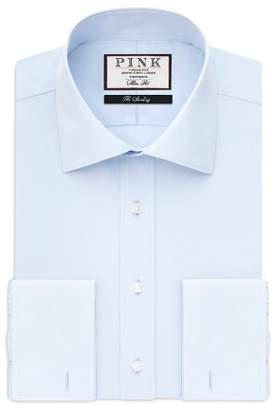 Thomas Pink Frederick Poplin French Cuff Dress Shirt - Bloomingdale's Regular Fit
