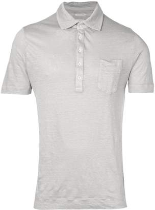 Massimo Alba short sleeved polo shirt
