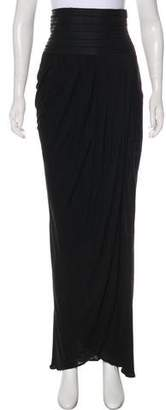 Elizabeth and James Jersey Maxi Skirt