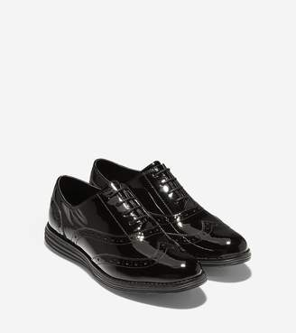Cole Haan Women's riginalGrand Wingtip Oxford