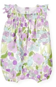 Janie and Jack Petunia Floral Bubble