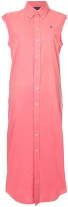 Polo Ralph Lauren sleeveless shirt dress