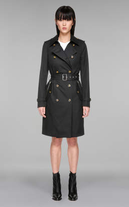 Mackage ODEL Classic 3-in-1 trench coat with belt