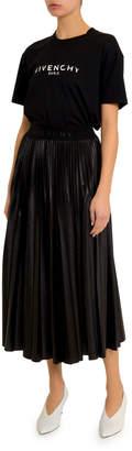 Givenchy Short-Sleeve Logo Tee
