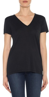 Women's Joe's Kelsie Silk Blend Tee $118 thestylecure.com