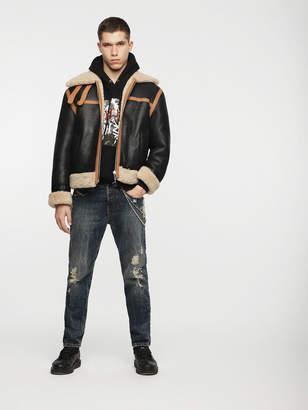 Diesel Leather jackets 0DATT - Black - L