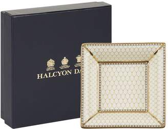 Halcyon Days Antlers Trinket Tray