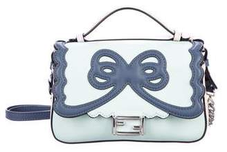 cf9cdbf53c12 Fendi Blue Flap Closure Handbags - ShopStyle