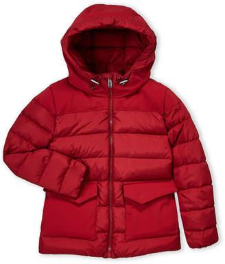ADD Boys 8-20) Hooded Down Jacket