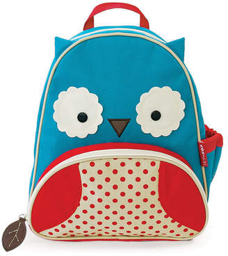 Skip Hop Zoo Activiy Owl Animal Backpack
