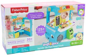 Fisher-Price Smart Stages Toddler Food Truck