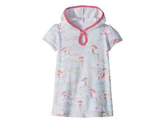Mud Pie Mermaid Swimsuit Cover-Up (Infant/Toddler)