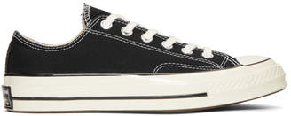 Converse Black Ox Chuck Taylor 70 Sneakers