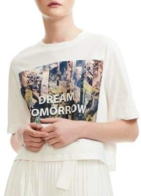 Maje Dream Tomorrow Graphic Tee