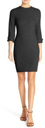 French Connection 'Summer Sudan' Knit Sheath Dress $118 thestylecure.com