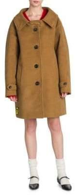 Miu Miu Moleskin Coat