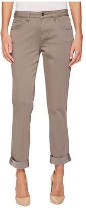 Jag Jeans Carter Cuffed Girlfriend Jeans in Freedom Knit Denim Women's Jeans