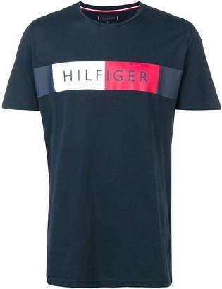 Tommy Hilfiger classic logo print T-shirt