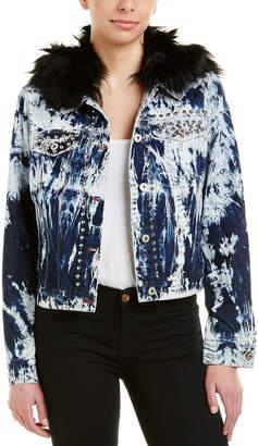 Jocelyn Embellished Denim Jacket