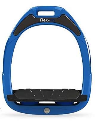 Flex on Green Composite Range Mixed Ultra-Grip Frame Blue Footbed Color: Black ELASTOMERS: