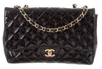 Chanel Mobile Art Jumbo Single Flap Bag