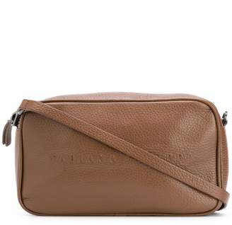 Fabiana Filippi top zipped shoulder bag