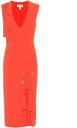 Rebecca Vallance Martinique crepe dress