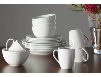 Tabletops Gallery Adam 16 Piece Dinnerware Set, Service for 4