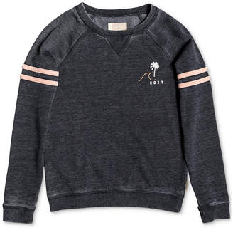 Roxy Big Girls Fleece Sweatshirt