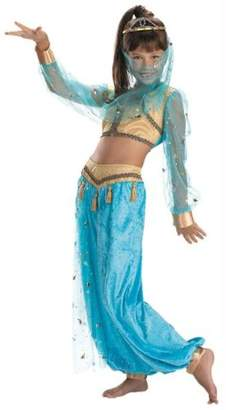 Morris Costumes Costumes For All Occasions DG217G Mystical Genie Child 10-12