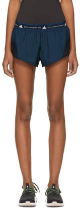 adidas by Stella McCartney Navy Run Adizero Shorts