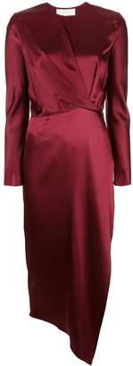 Mason by Michelle Mason Origami midi dress