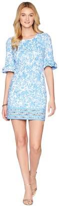 Lilly Pulitzer Fiesta Stretch Dress Women's Dress