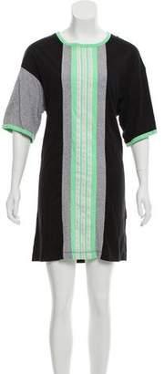 Y-3 Short Sleeve T-Shirt Dress
